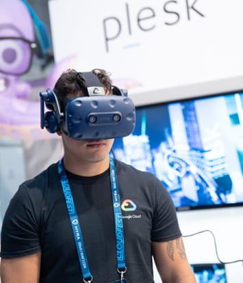 Marco Sansalone Plesk VR Experience